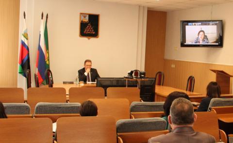 Заседание комитета по нормотворчеству СМО Белгородской области
