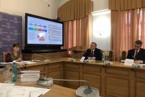 Заседание Совета по местному самоуправлению при полномочном представителе Президента РФ в СФО